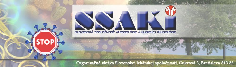 Slovenská spoločnosť alergológie a klinickej imunológie